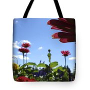 Petal Nation Tote Bag