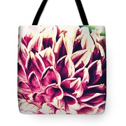 Petaled Tote Bag