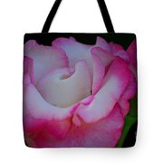 Petals Abstract Tote Bag
