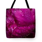Petals And Drops I Tote Bag