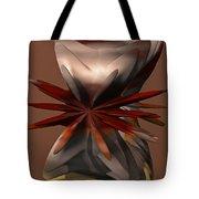 Petals And Stone Tote Bag