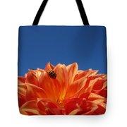 Petals For A Lady Tote Bag