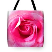 Petals Of Beauty Tote Bag