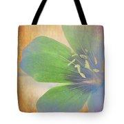 Petals Of Color Tote Bag