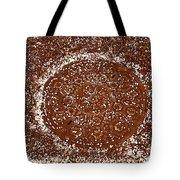 Petals Surround Metal Tote Bag