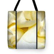 Petals Triptych Tote Bag
