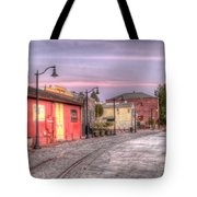 Petaluma Morning Tote Bag by Bill Gallagher