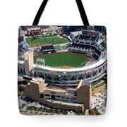 Petco Park San Diego Ca Tote Bag by Bill Cobb