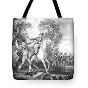 Peter Francisco (c1760-1831) Tote Bag