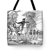 Peter Francisco Tote Bag