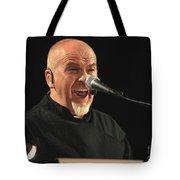Peter Gabriel Tote Bag