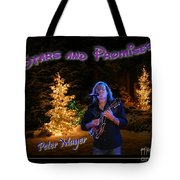 Peter Mayer Stars And Promises Christmas Tour Tote Bag