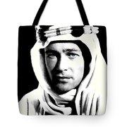 Peter O'toole Portrait Tote Bag
