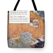 Peter Pumpkin Eater Tote Bag