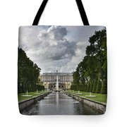 Peterhof Fountains Tote Bag