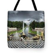 Peterhof Palace Tote Bag