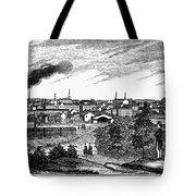 Petersburg, Virginia, 1856 Tote Bag
