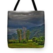Petes Trees Tote Bag
