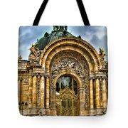 Petit Palais - Paris France Tote Bag