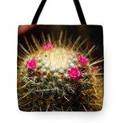 Petite Cactus Tote Bag