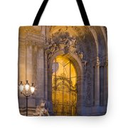 Petite Palais Twilight Tote Bag