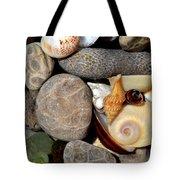 Petoskey Stones Ll Tote Bag