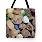 Petoskey Stones V Tote Bag