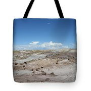 Petrified Forest Tote Bag