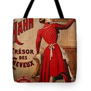 Petrole Hahn Tote Bag
