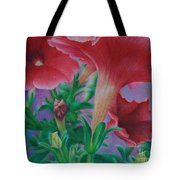 Petunia Skies Tote Bag