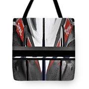 Peugeot Endurance Racing Car Tote Bag