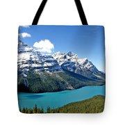 Peyto Lake October Tote Bag