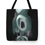 Phantasm Pastel Abstract Tote Bag
