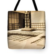 Phantom Fences2 Tote Bag
