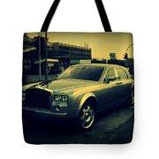 Rolls Royce Phantom Tote Bag