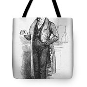 Pharmacist, 19th Century Tote Bag