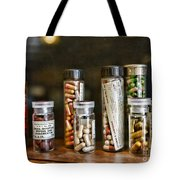 Pharmacist  For All That Ails You Tote Bag