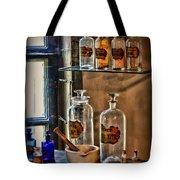 Pharmacist - Medicine Bottles Tote Bag