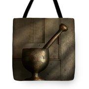 Pharmacist - Pestle - Simpler Times Tote Bag