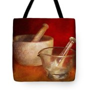 Pharmacist - Very Important Tools  Tote Bag