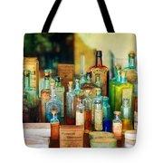 Pharmacist - Whatever Ails Ya - II Tote Bag by Mike Savad
