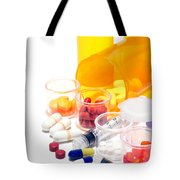 Pharmacopoeia  Tote Bag