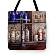 Pharmacy - Apothecarius  Tote Bag