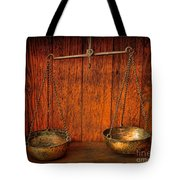 Pharmacy -apothecary Scale Tote Bag