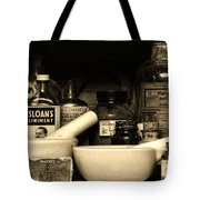 Pharmacy - Cod Liver Oil And More Tote Bag