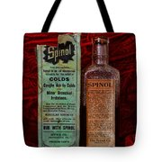 Pharmacy - Cold Remedy Tote Bag
