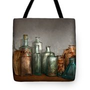 Pharmacy - Doctor I Need A Refill  Tote Bag by Mike Savad