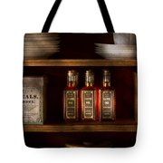 Pharmacy - For All Your Lubrication Needs Tote Bag
