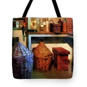 Pharmacy - Medicine Bottles And Baskets Tote Bag