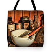 Pharmacy - Opium The Cure All Tote Bag
